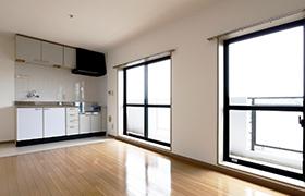 アパート保証制度サポートの画像