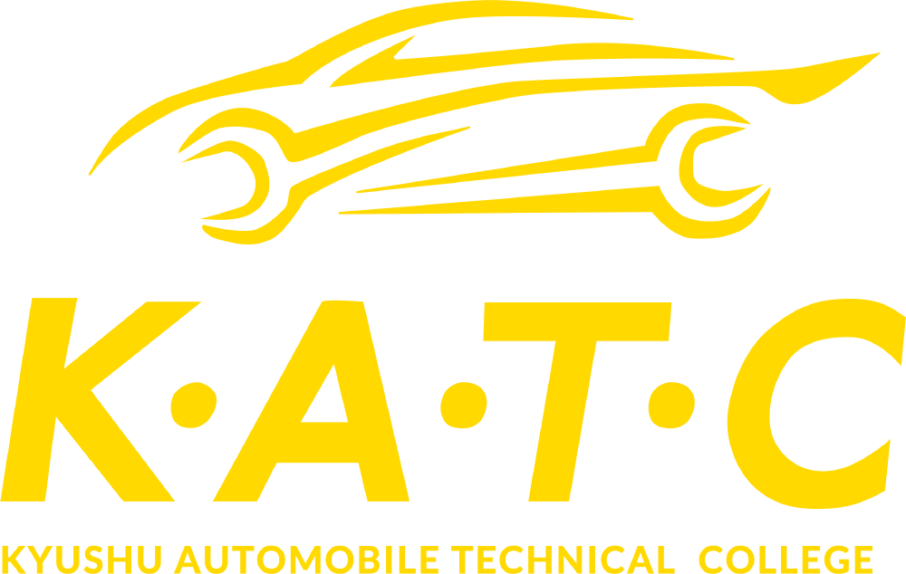 K・A・T・C KYUSHU AUTOMOBILE TECHNICAL COLLEGE